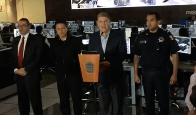 Gobierno ha actuado con toda firmeza ante saqueos: Manzur