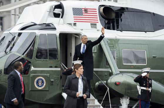 ¿Cuanto recibirá de pensión Barack Obama?