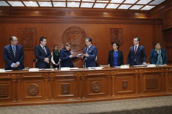 Asume Jorge Olvera presidencia de Comité de Registro de Testigos Sociales