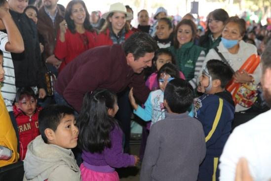 Metepec trabajar en la protección y desarrollo de la niñez