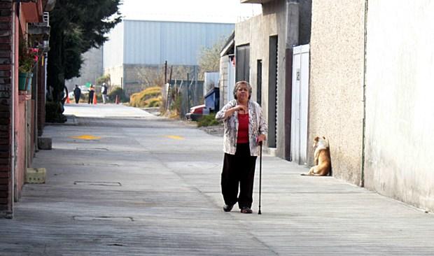 Inaugura Fernando Zamora calle en Buenavista 2