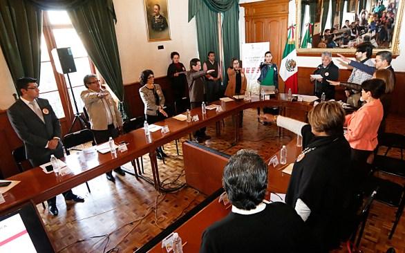 Instala Toluca Comité Municipal de Prevención y Control del Crecimiento Urbano