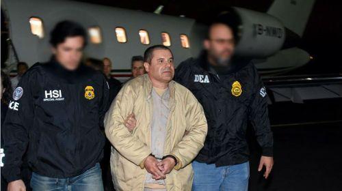 Se declara no culpable 'El Chapo' en corte de Estados Unidos