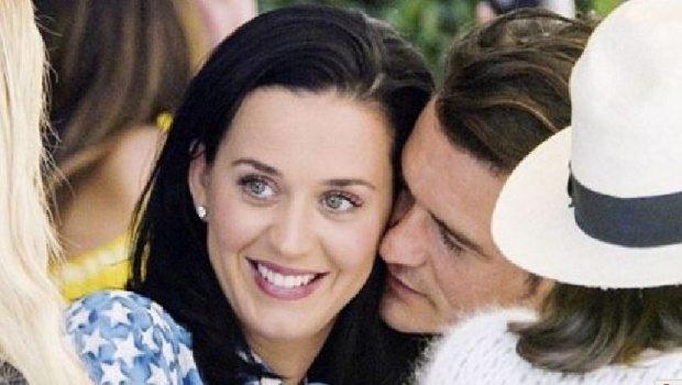 El increíble regalo de Katy Perry a Orlando Bloom