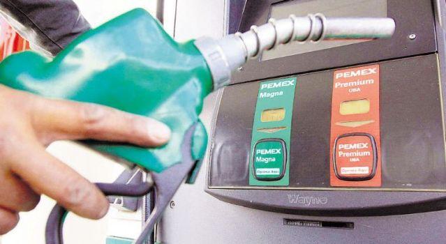 ¿Cuanto costaría la gasolina sino tuviera IEPS?