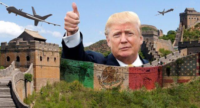 VIDEO: Critican la viabilidad del muro de Trump