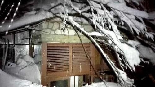 Al menos 30 personas atrapadas por un alud en Italia