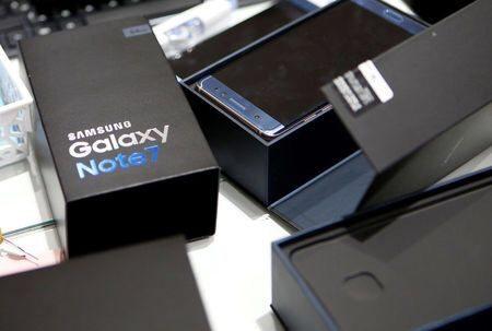 Samsung atribuye los fallos del Galaxy Note 7 a defectos de las baterías