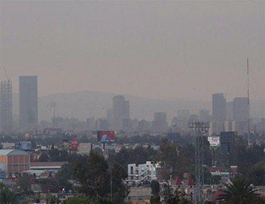 Se registra mala calidad del aire en Chalco, Ecatepec y V Carranza