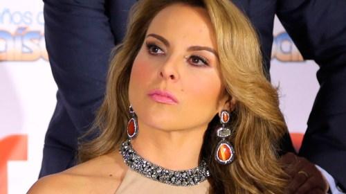 Cancelan orden de localización y presentación girada contra Kate del Castillo