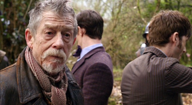 "Muere el actor John Hurt, ""Ollivander en Harry Potter"""