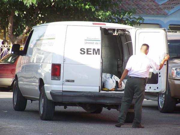 Violentan, matan y descuartizan a mujer en Edomex