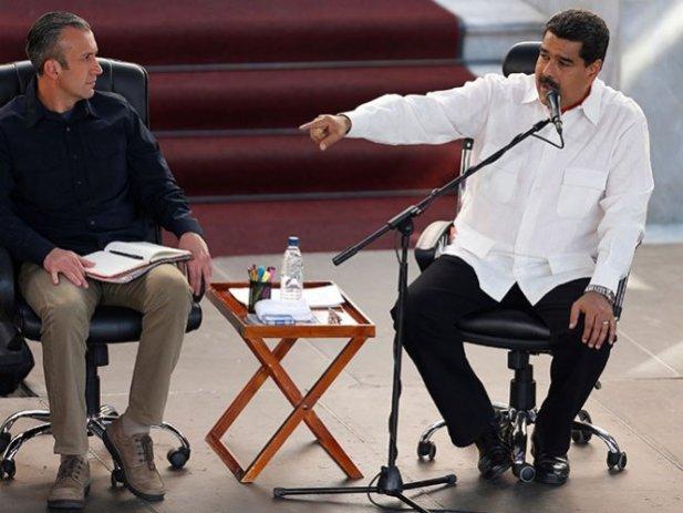 Congela EU cuentas bancarias de vicepresidente de Venezuela