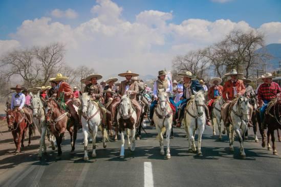 Atlacomulco celebra la fraternidad entre los pueblos