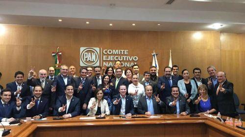 Josefina Vázquez Mota ya es la candidata del PAN en el Estado de México