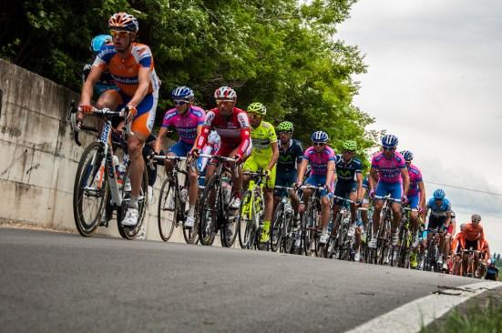 Este domingo cerraran algunas calles de Toluca por el Giro d´Italia