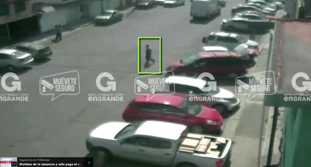 VIDEO: Caen asaltantes de cuentahabiente en Metepec