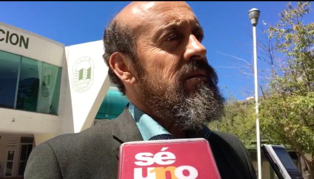 Fermín Carreño quiere ser Rector de la UAEM