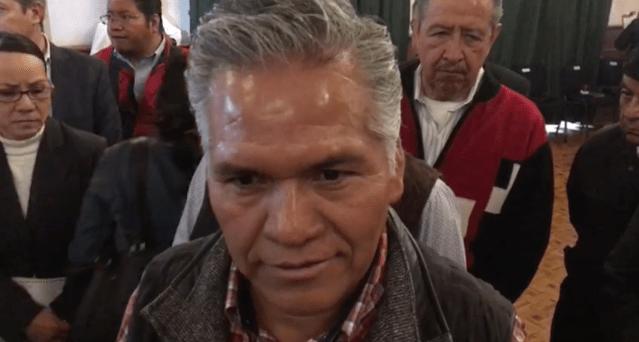 No se les permitirá instalarse al comercio ambulante en el centro de Toluca: Fernando Zamora