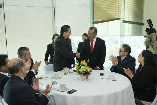 UAEM, comprometida con rendición de cuentas en el ejercicio de los recursos públicos: Jorge Olvera