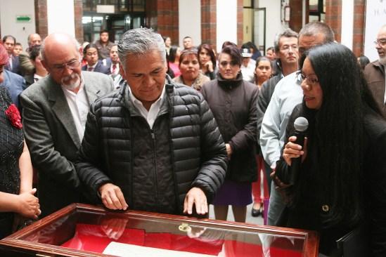Inician actividades en Toluca por los 100 años de la Constitución de 1917