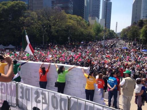 Manifestaciones contra Trump en todo el país