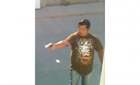Identifican a sujeto que disparó a vecino en Chimalhuacán y cuyo video se hizo viral