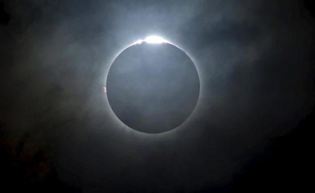 El viernes será el primer eclipse de 2017