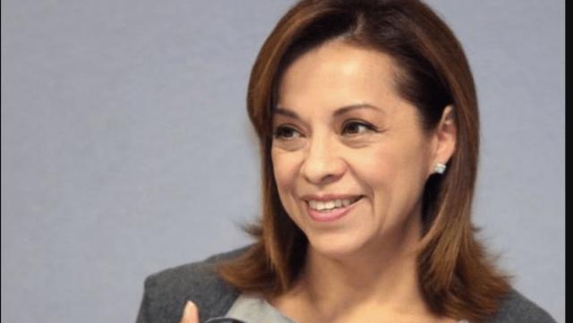 El Domingo Josefina Vázquez Mota se registrará como precandidata del PAN al Edomex