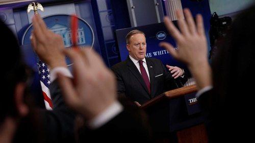 La Casa Blanca veta CNN y a 'The New York Times'
