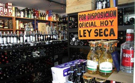 Cierran 196 puntos irregulares de venta de alcohol en Toluca