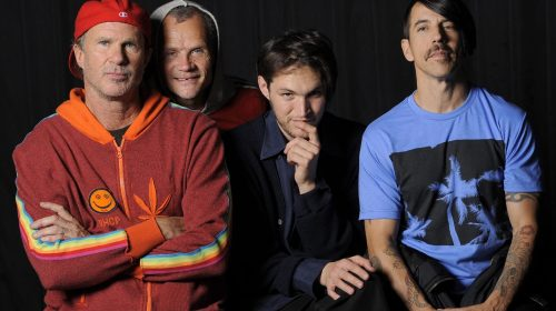 Red Hot Chili Peppers regresa a México en octubre como parte de su gira mundial