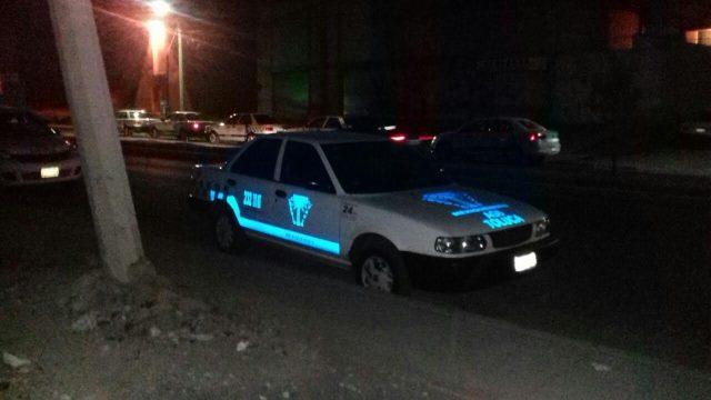Asegura Policía de Toluca a presuntos responsables de robo de vehículo y a transeúnte
