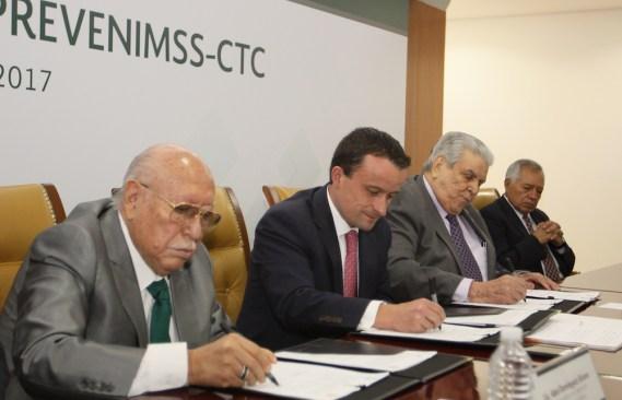 El IMSS reorienta sus servicios médicos hacia un modelo preventivo de enfermedades crónico degenerativas