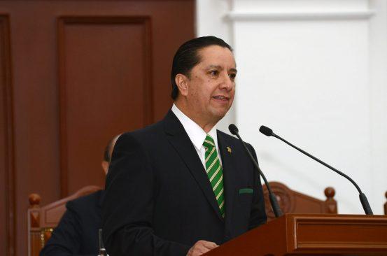 Jorge Olvera García rendirá Cuarto y último Informe