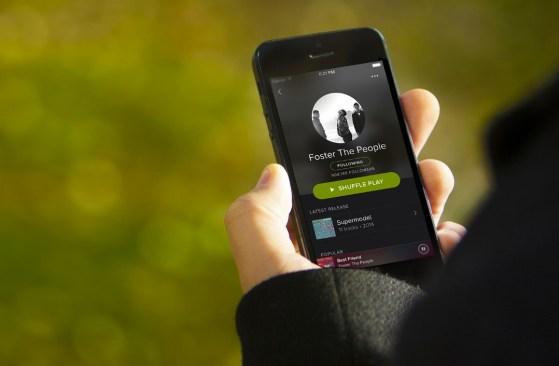 Spotify planea restringir su catálogo dejando los éxitos sólo para usuarios premium
