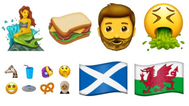 Los 137 nuevos emojis de WhatsApp que están causando revuelo