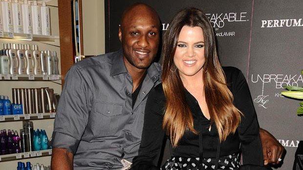 Fuerte declaraciones de Lamar y Khloé Kardashian