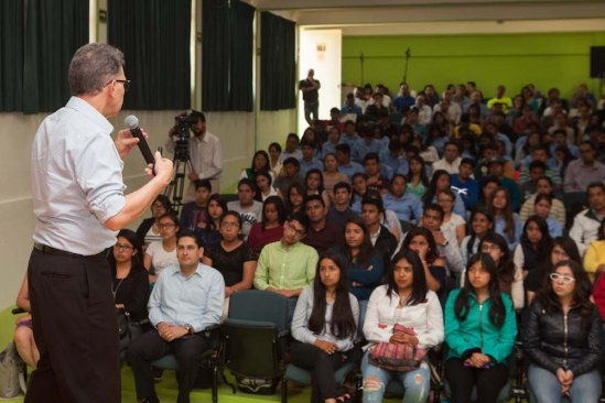 Total respaldo a estudiantes de posgrado e investigadores de la UAEM: Barrera Baca