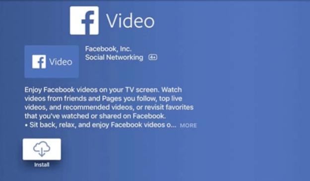 ¿Cómo ver videos de Facebook en mi televisión?