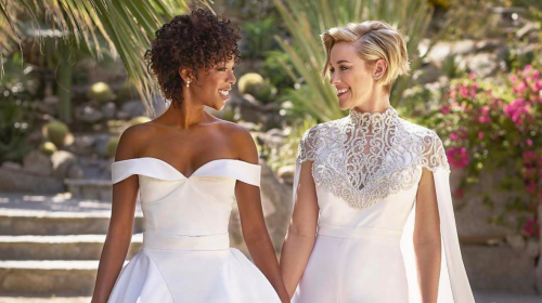Samira Wiley, de Orange is the New Black, se casó con una guionista de la serie