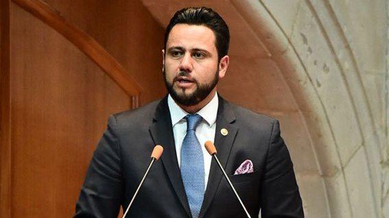 Dip. Anuar Azar propone crear la Ley del Sistema Estatal y Municipal Anticorrupción