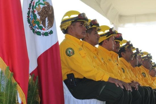 Inicia Campaña Nacional contra Incendios Forestales 2017