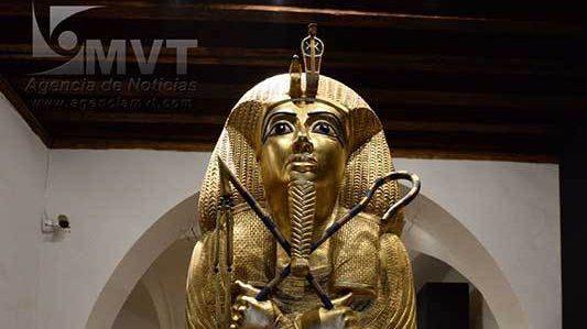 Tutankamón llega a Toluca