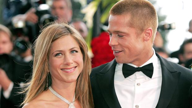 ¿Brad Pitt y Jennifer Aniston, juntos?