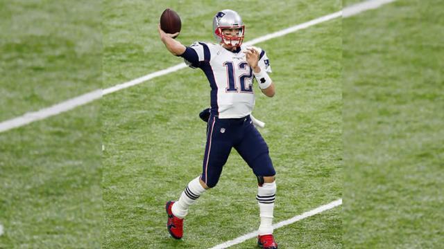Jersey robado a Tom Brady en Super Bowl estaba en México