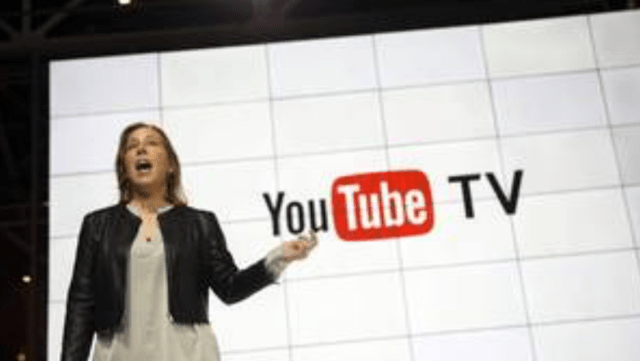 Presentan YouTube TV