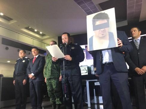 Detien en el Estado de Mexico a Gerardo Javier Benítez