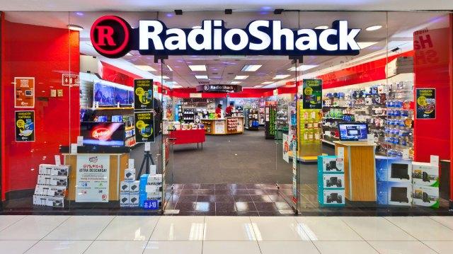 RadioShack se declará en bancarrota