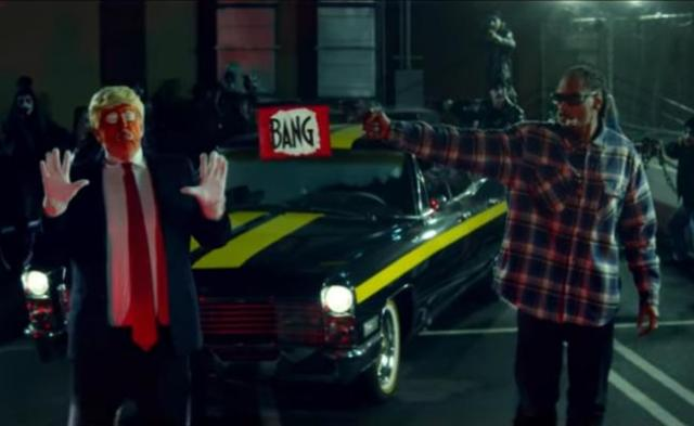 Snoop Dogg dispara a Trump en video: Rubio